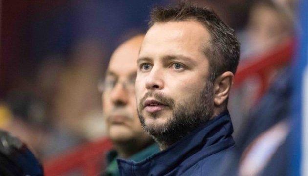 Українця призначили тренером британської молодіжки з хокею