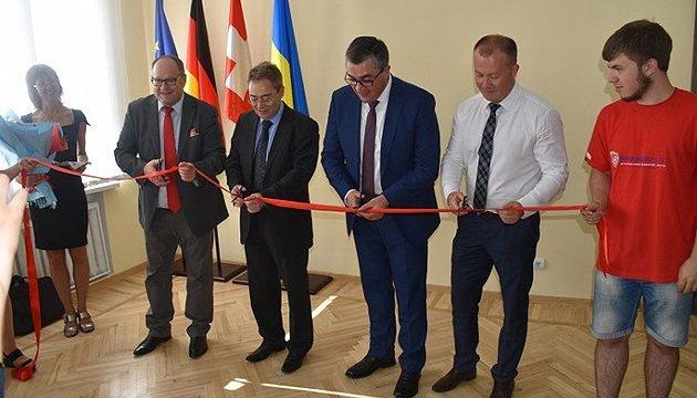 У Вінниці відкрито офіс проекту «Інтегрований розвиток міст в України»