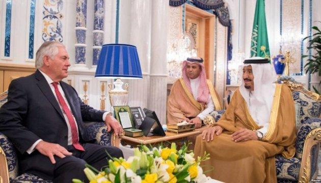 Переговори Тіллерсона з супротивниками Катару завершились безрезультатно