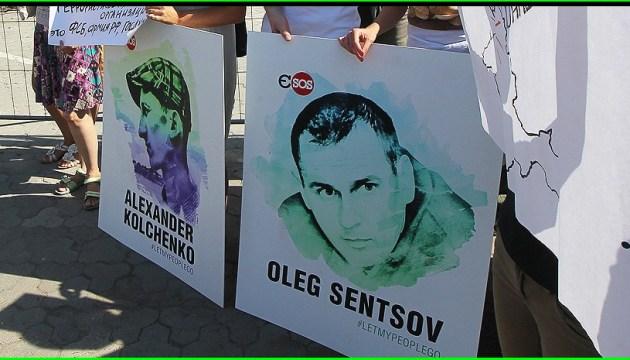 #SaveOlegSentsov: активісти запускають новий етап глобальної акції