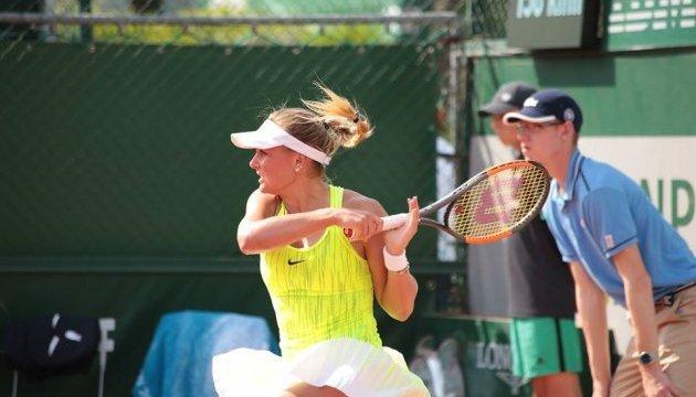 Ukraine's Kozlova reaches ITF quarterfinals in Budapest