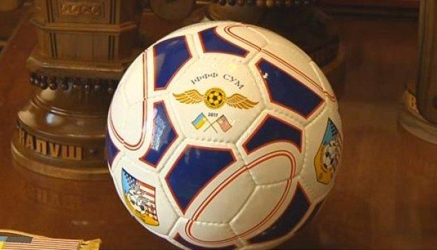 Діаспора зі США зіграє у футбол в Івано-Франківську