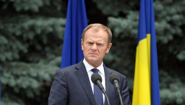 ЄС готовий посилити санкції проти КНДР -  Туск