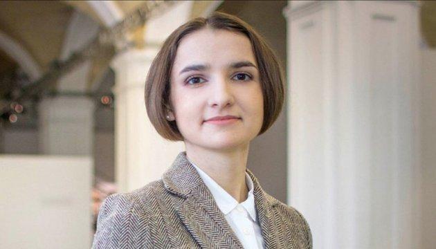 Український інститут книги очолила журналіст