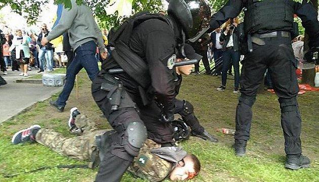 Бійка 9 травня у Дніпрі: поліція затримала ще одного