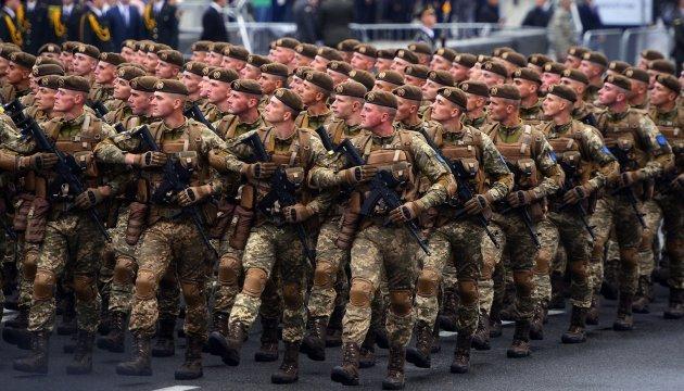 In Ukraine bereits 28 Kampfeinheiten nach Nato-Standards ausgebildet