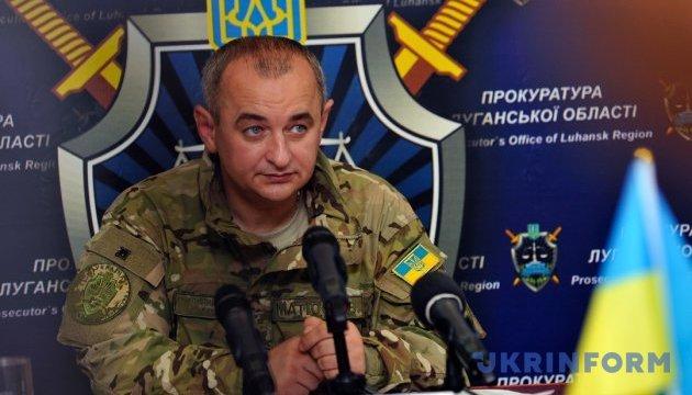Militärstaatsanwalt Matios: Truppenstärke der Terroristen beläuft sich auf etwa 40.000 Mann