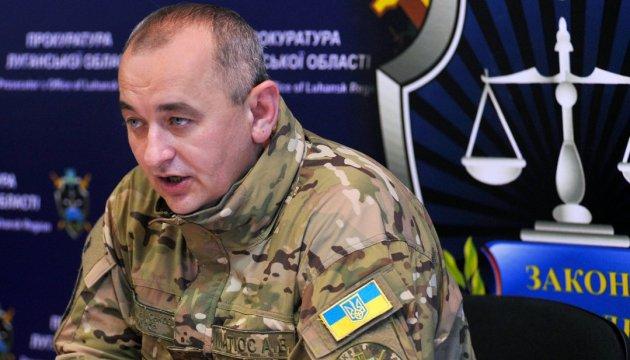 """Матіос: У зоні АТО за вбивства і """"п'яні"""" злочини арештовані 152 військових"""