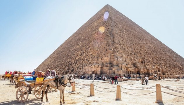 Foreign Ministry: 650 thousand Ukrainian tourists already visited Egypt this year