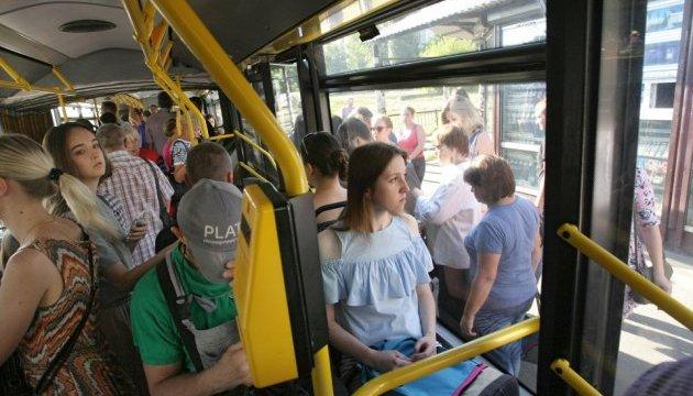 Les prix des tickets pour le transport à Kyiv va doubler