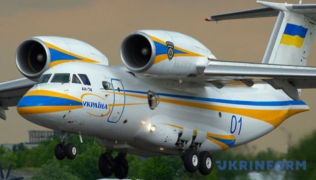 Харківський авіазавод передасть у лізинг українському перевізнику два літаки Ан-74