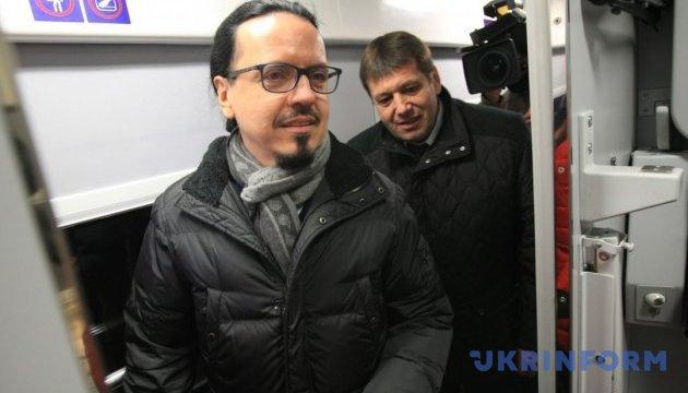 Ministerkabinett genehmigt Rücktritt des Chefs von Ukrsalisnyzja