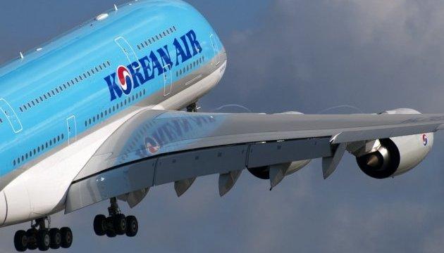 Истребители Бундесвера помогли сесть самолету Korean Air