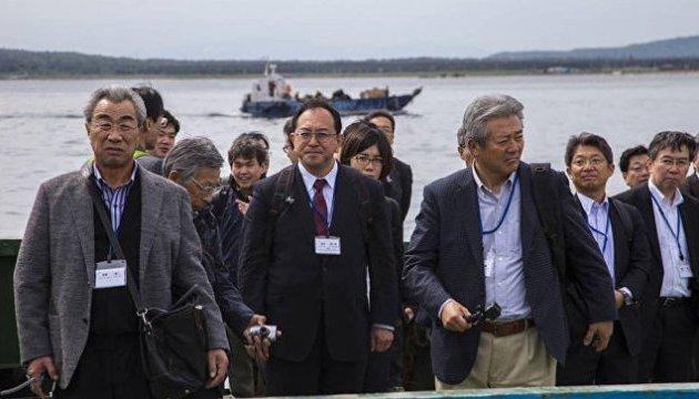 Россия не пустила японскую делегацию на Курилы