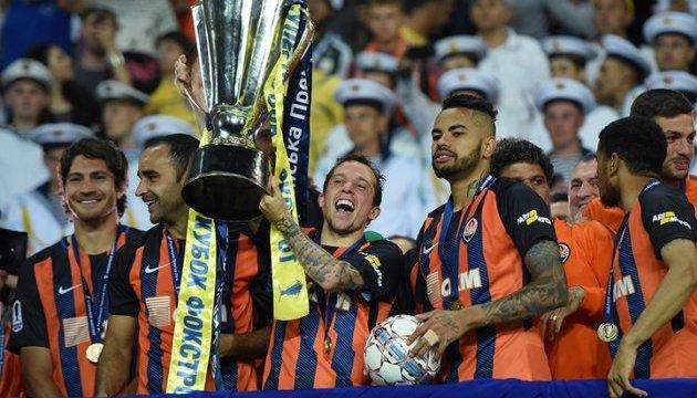 Football : Le Shakhtar Donetsk remporte la Première ligue ukrainienne