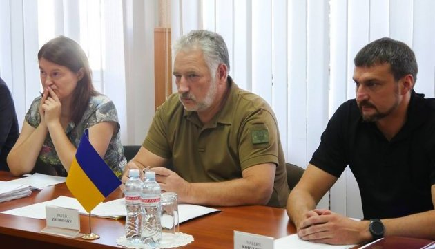 Donetsk region completed harvesting early grain crops on territory controlled by Ukraine – Zhebrivsky