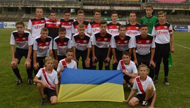 Діаспора з США поступилася коломиянам у футбольному матчі дружби в Івано-Франківську