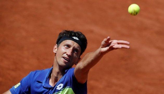 Стаховський вийшов до 2 кола тенісного турніру в Голландії