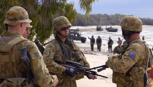 Армія Австралії триматиме під грифом
