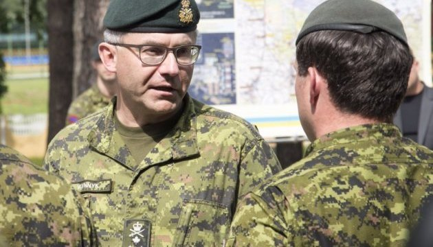 Lieutenant-General Paul Wynnyk: Canadian Army also learning from our Ukrainian counterparts