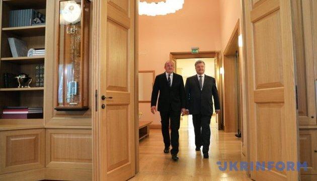 Україна та Грузія активізують роботу в ГУАМ та ОЧЕС