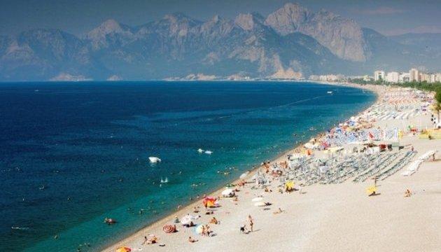 Турецька Анталія очікує прийняти 750 тисяч українських туристів у 2017 році