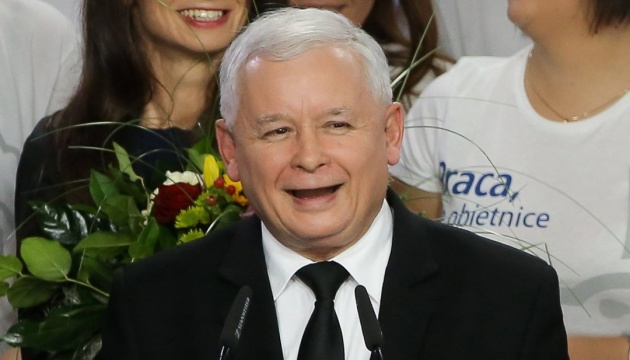 Партію Качинського підтримують майже половина поляків