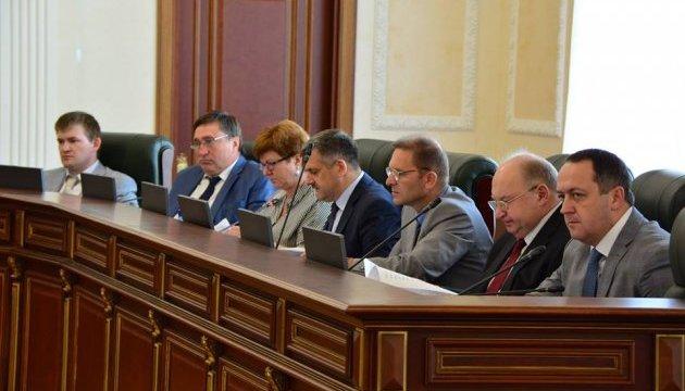 Высший совет правосудия внесет Порошенко представление о назначении 4 судей