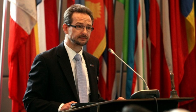 Новий генсек ОБСЄ прокоментував озброєння місії на Донбасі
