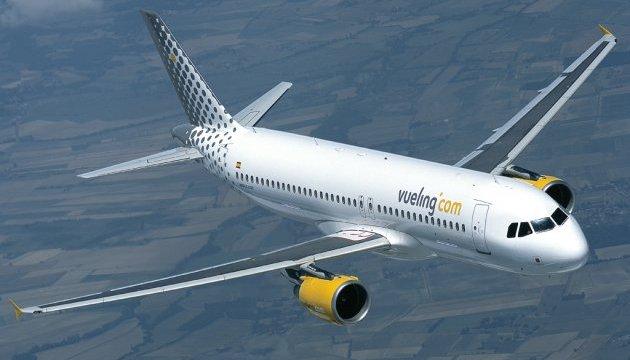 Лоукост Vueling будет летать в Киев и зимой