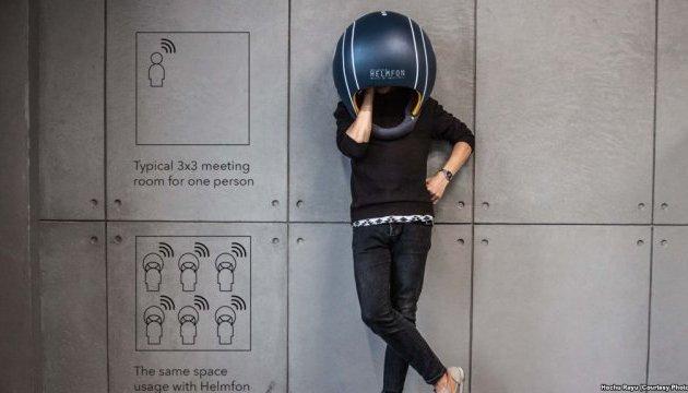 Американцы в восторге от шлема для офиса, разработанного в Украине