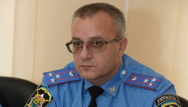 Interior Minister Avakov appoints new police chief in Donetsk region