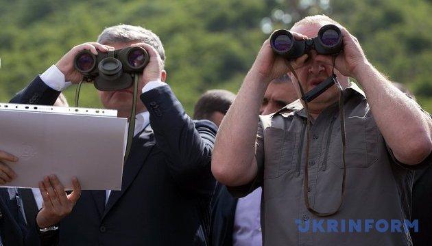 РФ має залишатися в ізоляції, доки триває окупація України і Грузії - Порошенко