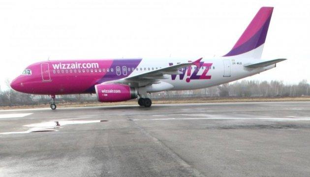 Wizz Air запускає нові рейси з угорського аеропорту поблизу Ужгорода й Мукачева
