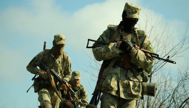Drei Soldaten in der Ostukraine verletzt