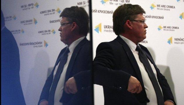 Rozenko: Ucrania y Polonia deben despolitizar los asuntos controvertidos