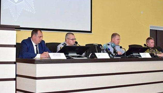 Нового начальника поліції Донеччини представили у Маріуполі