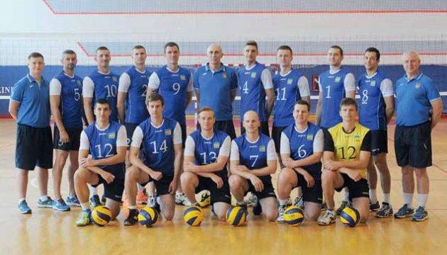 Українські волейболісти перемогли росіян на Дефлімпіаді-2017