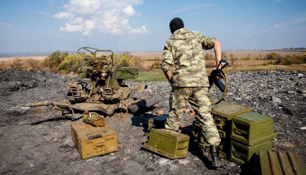In der Ostukraine ohne Verluste