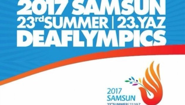 Ukrainian national team already wins eleven medals at Deaflympics 2017