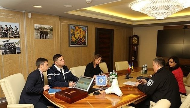 Ukrainian Interior Ministry to deepen cooperation with France in field of civil security