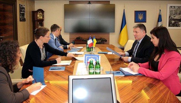 Le minist re de l int rieur ukrainien va renforcer sa for Ministere exterieur france