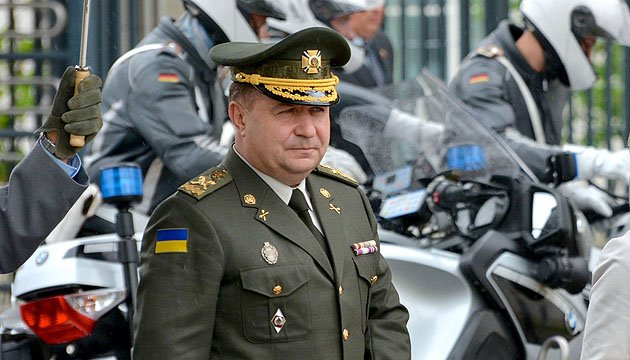 Ukraine expects to receive lethal weapons from partner countries – Poltorak
