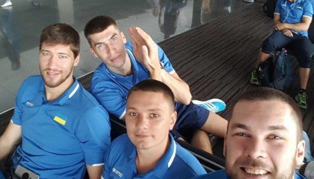 Збірна України перед Євробаскетом-2017 вирушила на збір до Словенії