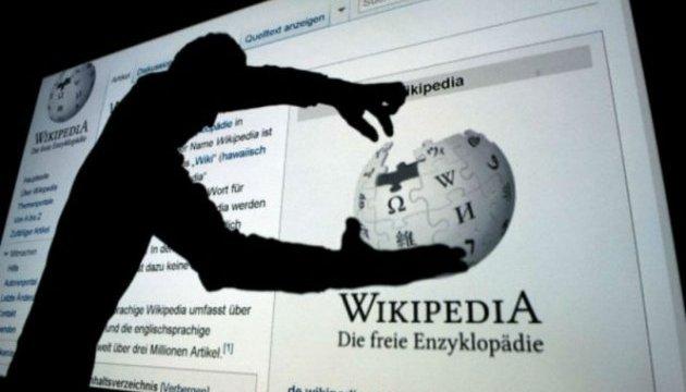 У Вікіпедії теж іде гібридна війна