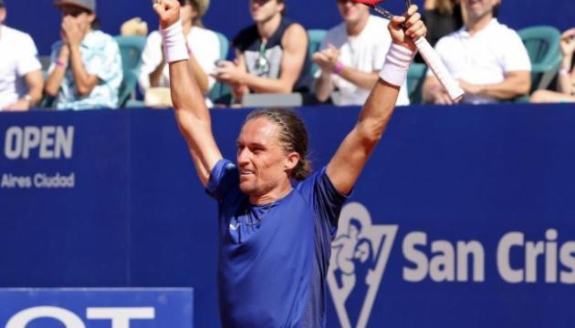 Долгополов вийшов у фінал Відкритого чемпіонату Швеції з тенісу