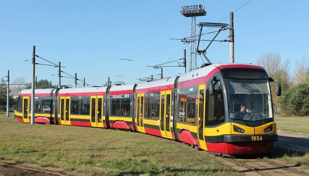 Польская компания будет производить трамваи в Киеве - Кличко