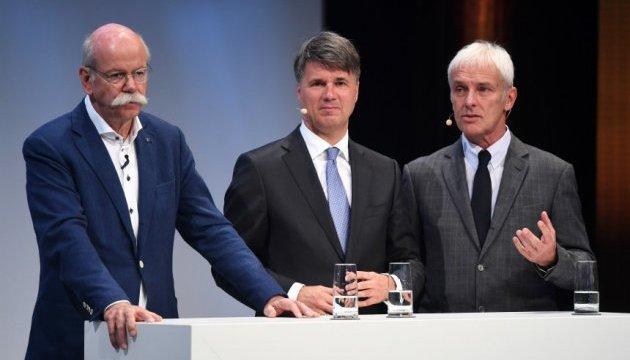 Немецкие автоконцерны уличили в сговоре - Spiegel