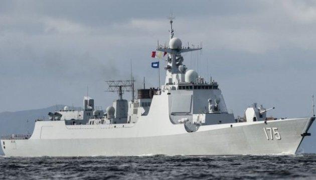 Китай проведе спільні навчання з Росією в Балтійському морі