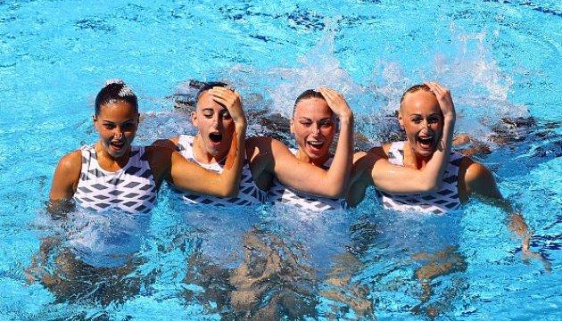 Синхронне плавання перейменували на артистичне